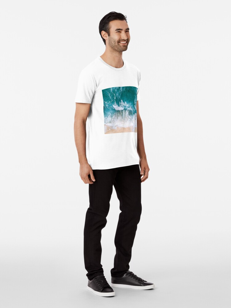 Alternate view of The shore Premium T-Shirt