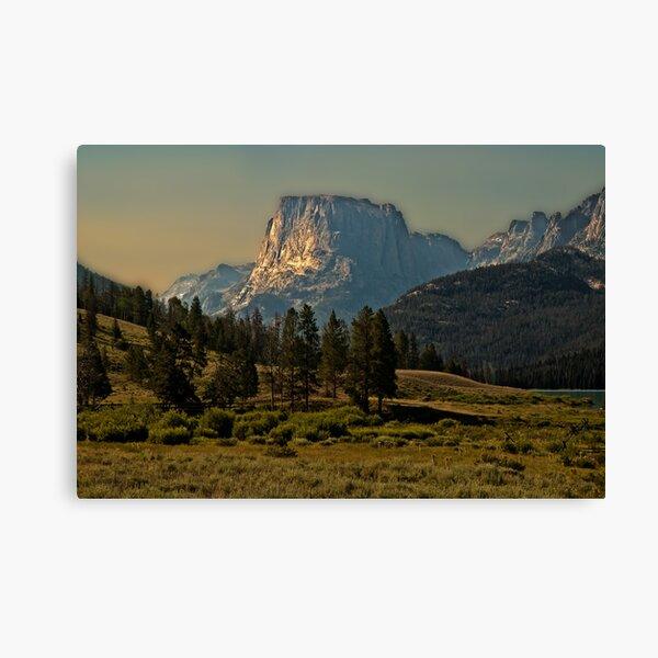 Rare Earth Canvas Print