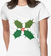 Holly  Women's Fitted T-Shirt
