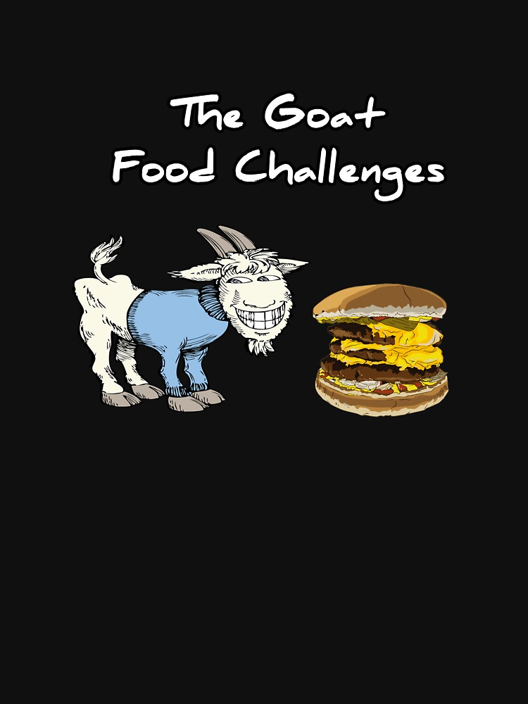 The Goat Food Challenges (Transparent) by maggerbee