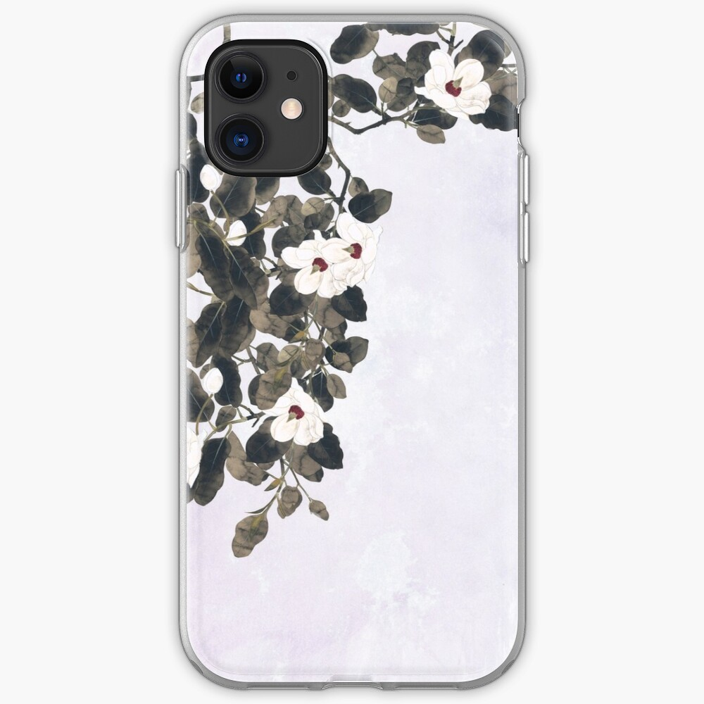 Magnolia iPhone Case & Cover