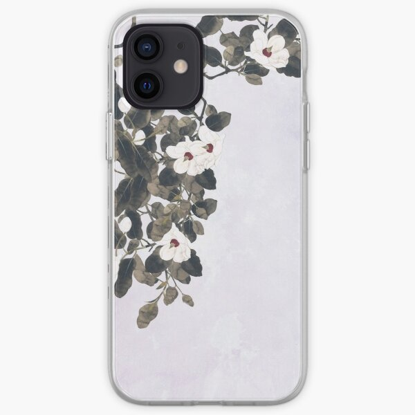 Magnolia iPhone Soft Case