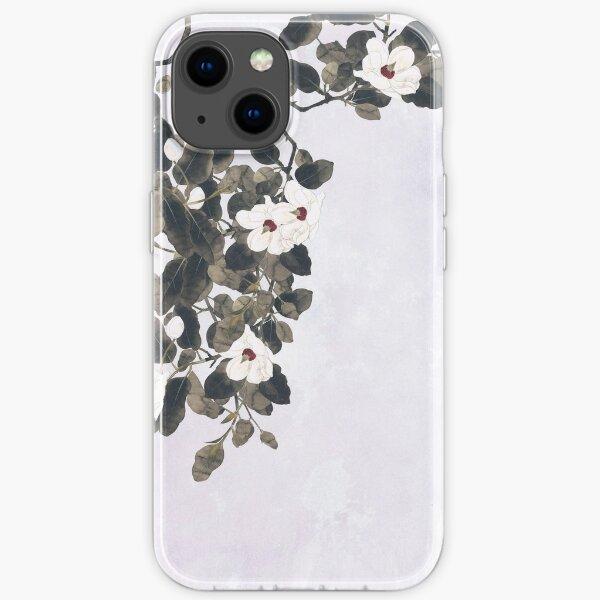Magnolia iPhone Soft Case