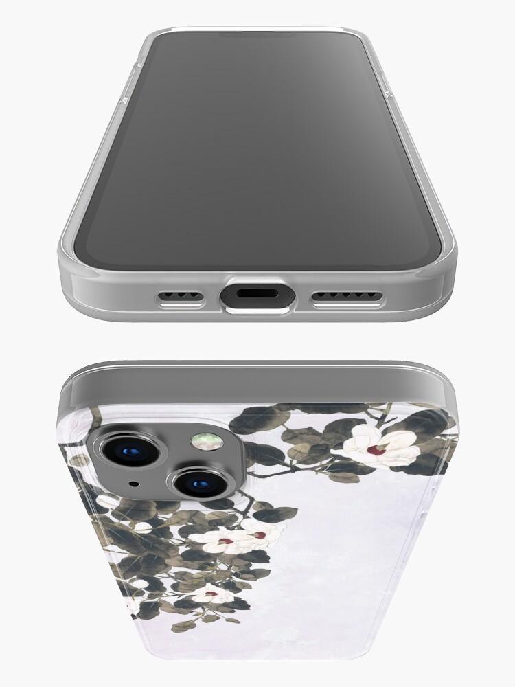 Alternate view of Magnolia iPhone Case