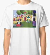 A Sunday Afternoon on the Island of La grande Jatte Classic T-Shirt