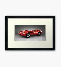 Ferrari 250 Testa Rossa - Spirit Framed Print