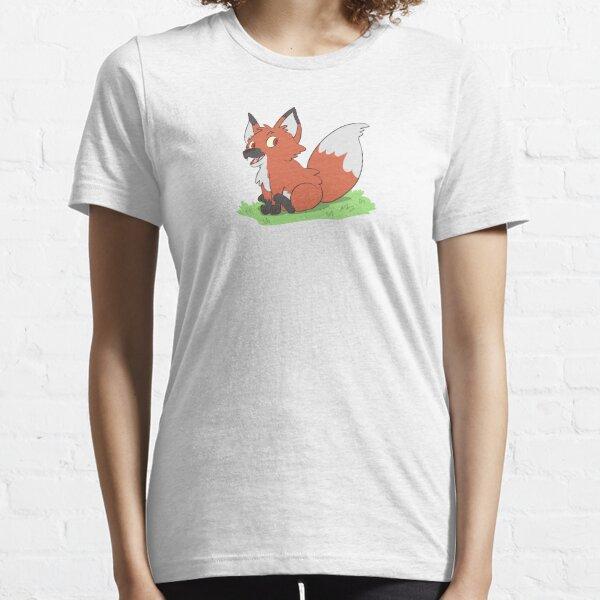 Springtime Kitsune Essential T-Shirt