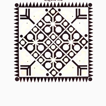 Indian Geometric Desing by vintagegraphics