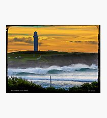 Wollongong City Beach-stacked Photographic Print