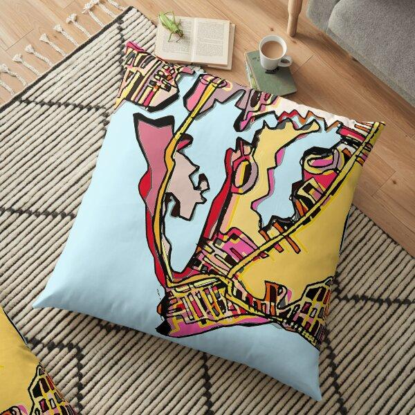 Old Saybrook, CT Floor Pillow