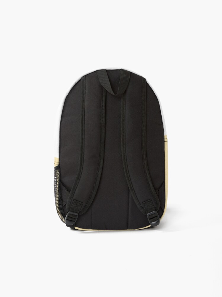 Alternate view of Camping is cool Backpack
