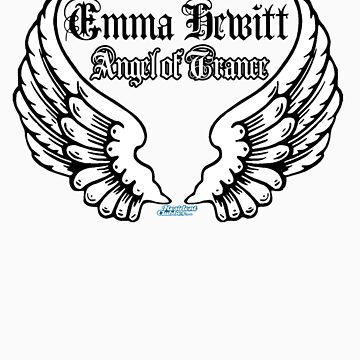 Emma Hewitt - Angel Of Trance by GeekyNerfherder