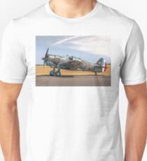 Curtiss Hawk 75-C1 No 82 G-CCVH Unisex T-Shirt