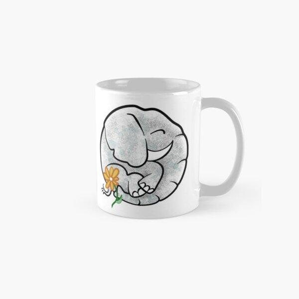 Elephant Zen Baby Sleepy Pachyderm Classic Mug