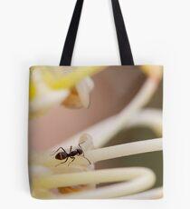 Ants love nectar too Tote Bag