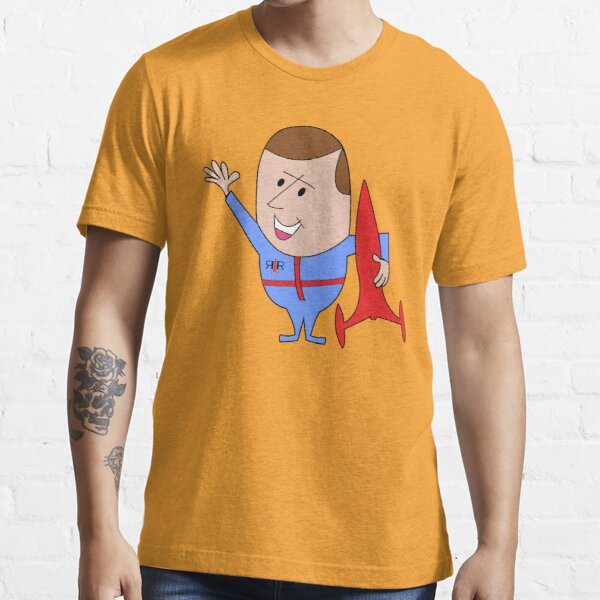 red rocket guy  Essential T-Shirt