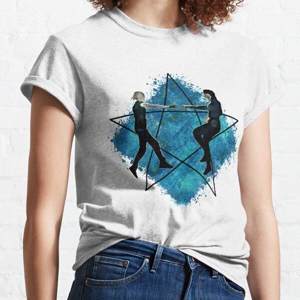 Raelle and Scylla - Flight Classic T-Shirt