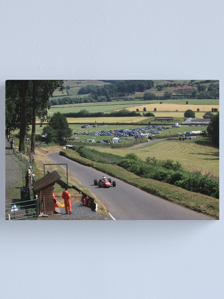 Alternate view of Shelsley Walsh Hill Climb Canvas Print