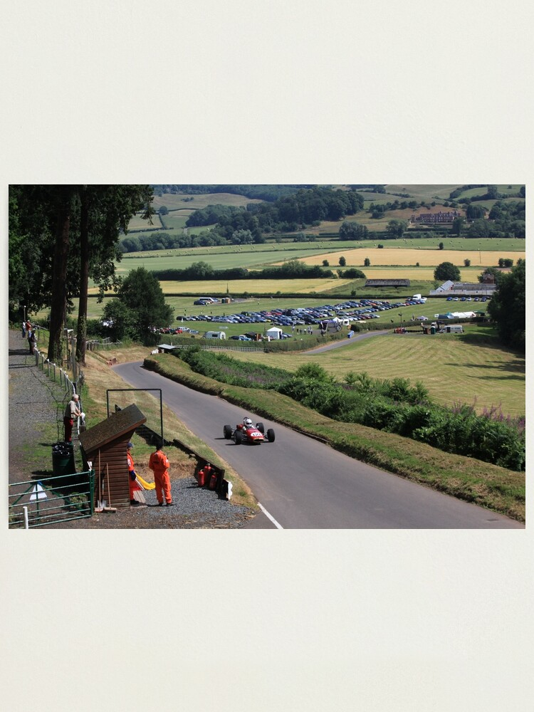 Alternate view of Shelsley Walsh Hill Climb Photographic Print