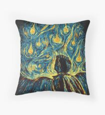 Angels, They're Falling (Supernatural) Throw Pillow