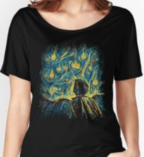 Angels, They're Falling (Supernatural) Women's Relaxed Fit T-Shirt