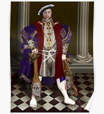Political Correctness: the Dark Appeasement of Henri VIII Poster