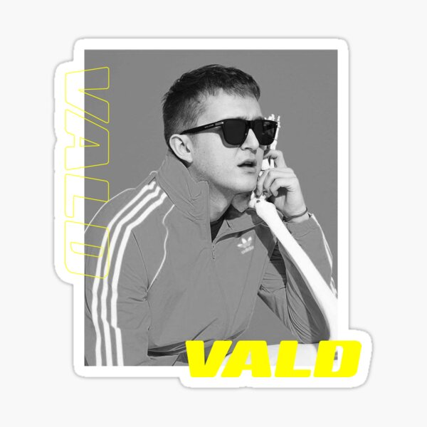 VALD Sticker