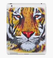 Endangered - Tiger iPad Case/Skin