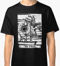 The Fool - Tarot Cards - Major Arcana Classic T-Shirt