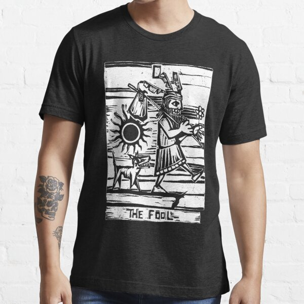 The Fool - Tarot Cards - Major Arcana Essential T-Shirt