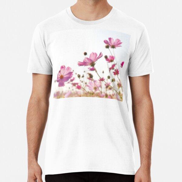 Pink flowers Premium T-Shirt