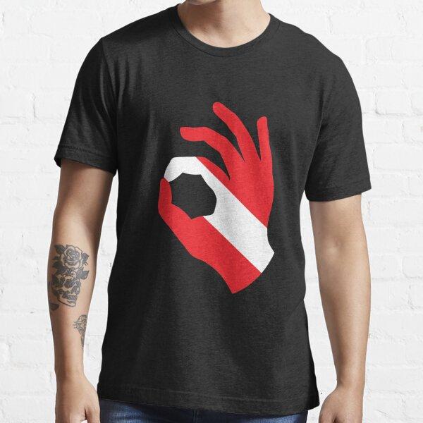 Diver Gift Dive Flag Essential T-Shirt