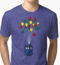 Who's Up Tri-blend T-Shirt