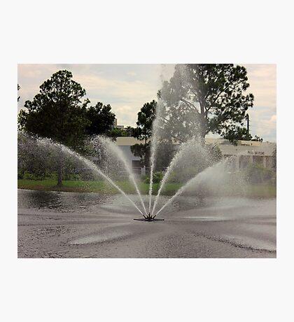 Waterworld Photographic Print
