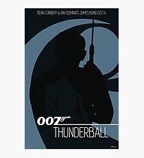 James Bond - Thunderball Photographic Print