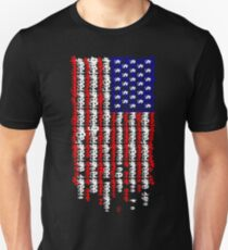 Greed Flag T-Shirt