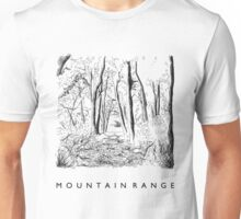 Mountain Range Forest T Unisex T-Shirt