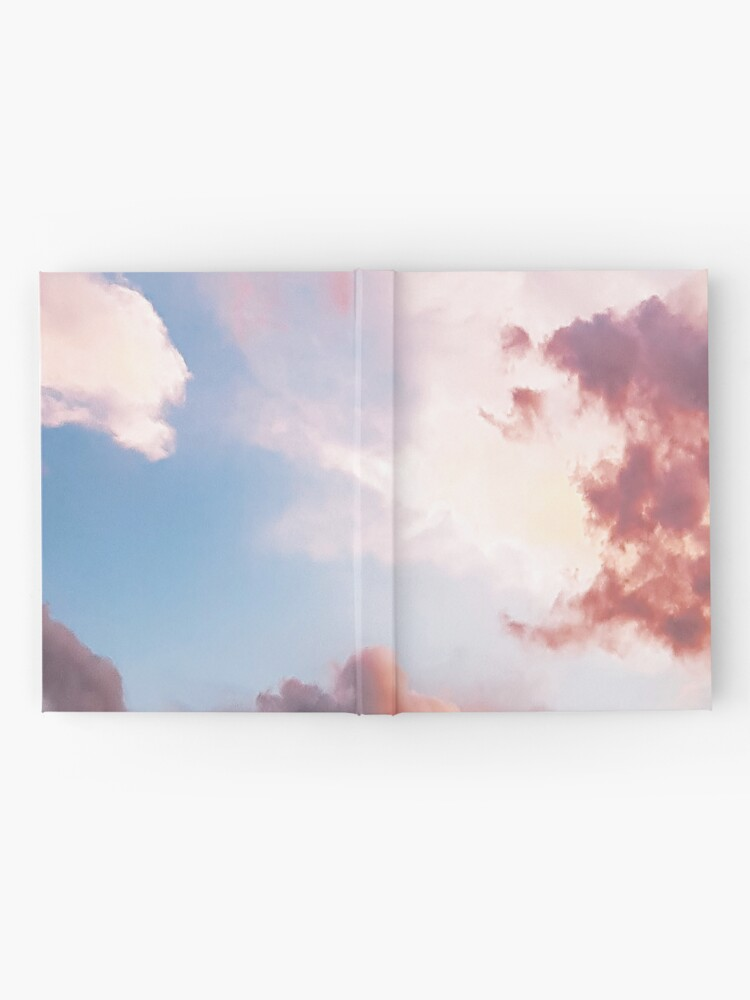 Alternate view of Pink clouds Hardcover Journal