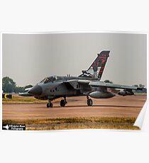 617 Sqn Tornado Poster