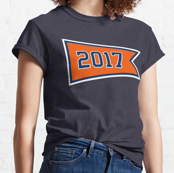 HOU 2017 Pennant Classic T-Shirt