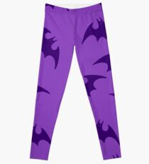 Morrigan Darkstalkers Tights Print Leggings
