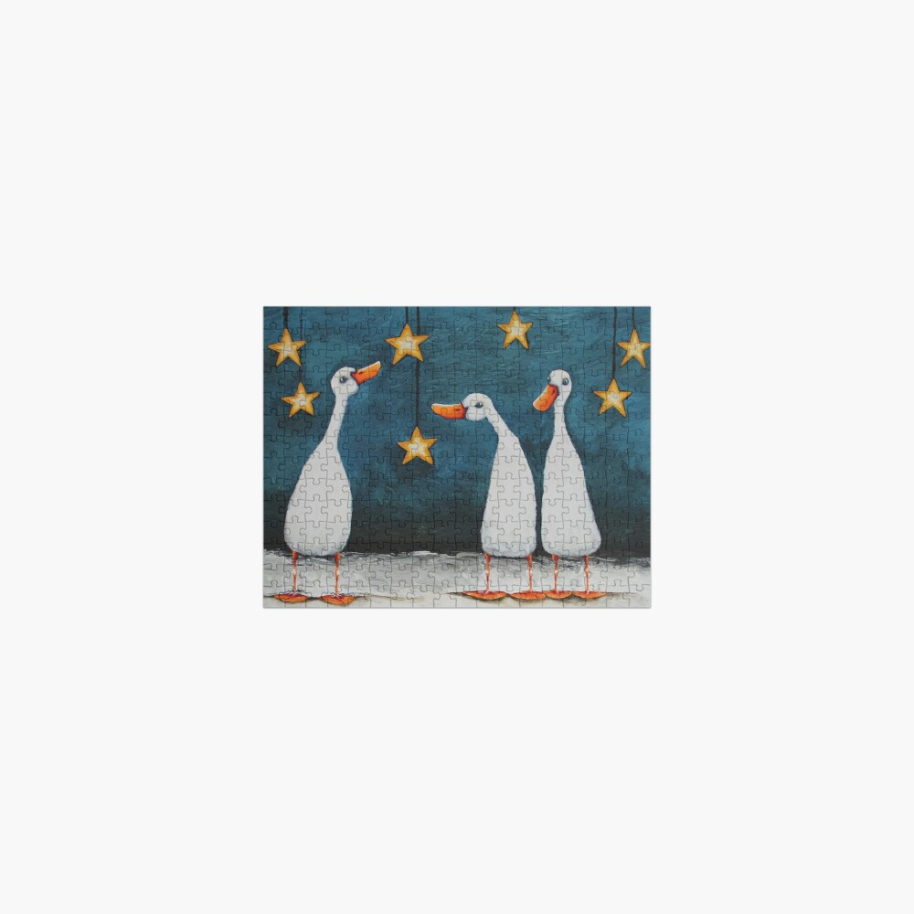 Under the Stars Jigsaw Puzzle