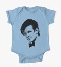 11th Doctor Retro Style Kids Clothes