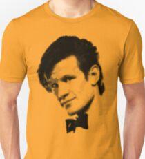 11th Doctor Retro Style Unisex T-Shirt