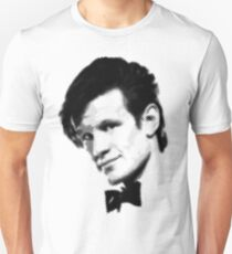 11th Doctor Retro Style Unisex T-Shirt