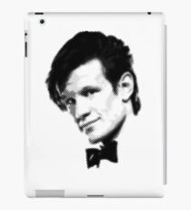 11th Doctor Retro Style iPad Case/Skin