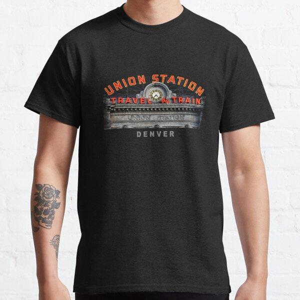 Union Station Denver Colorado Classic T-Shirt