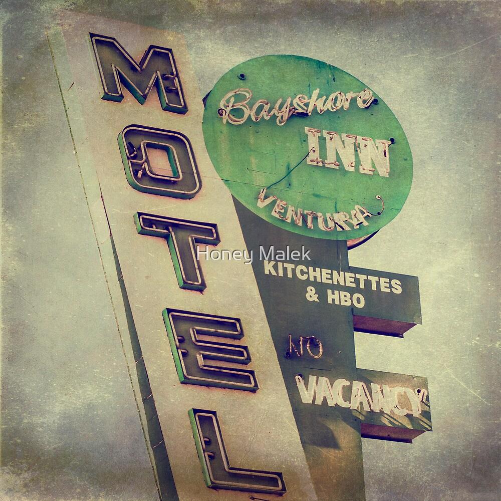 Bayshore Motel by Honey Malek