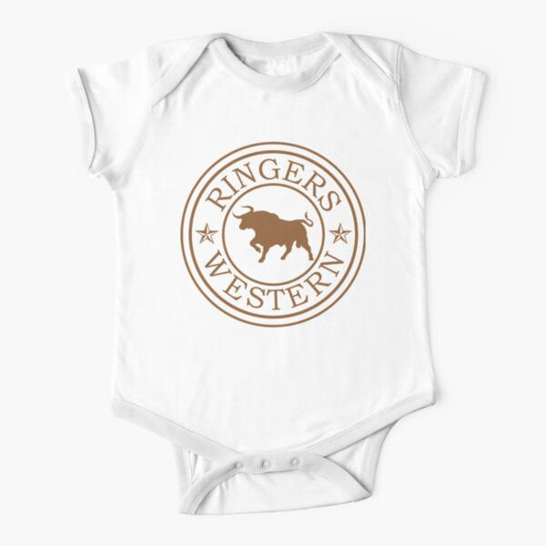 Ringers Western Short Sleeve Baby One-Piece