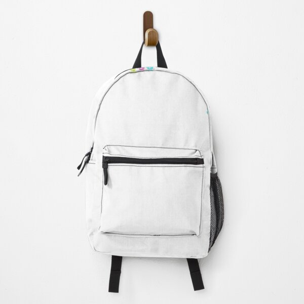 Seaside Sticker Backpack